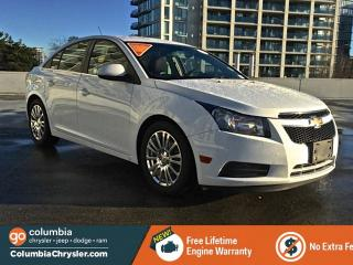 Used 2011 Chevrolet Cruze Eco for sale in Richmond, BC