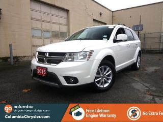 Used 2015 Dodge Journey SXT for sale in Richmond, BC