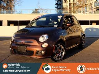 Used 2015 Fiat 500 Sport for sale in Richmond, BC