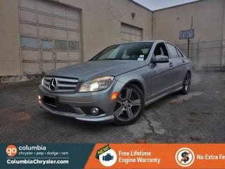 Used 2010 Mercedes-Benz C-Class BASE for sale in Richmond, BC