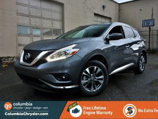 Used 2017 Nissan Murano SV for sale in Richmond, BC