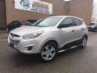 Used 2014 Hyundai Tucson GL - BLUETOOTH - HEATED SEATS for sale in Aurora, ON