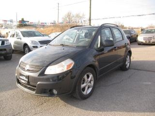 Used 2007 Suzuki SX4 JX AWD , AUTO for sale in Newmarket, ON