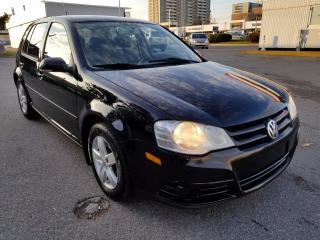 Used 2008 Volkswagen City Golf 2.0T for sale in Scarborough, ON