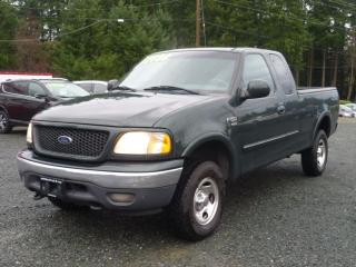 Used 2001 Ford F-150 XLT for sale in Parksville, BC