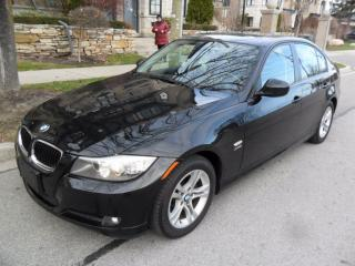 Used 2009 BMW 3 Series 328i xDrive, LOW KMS, CERTIFIED, SUNROOF for sale in Toronto, ON