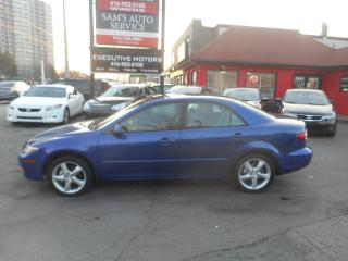 Used 2004 Mazda MAZDA6 GS WELL MAINTAINED! for sale in Scarborough, ON