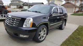 Used 2012 Cadillac Escalade AWD for sale in Winnipeg, MB