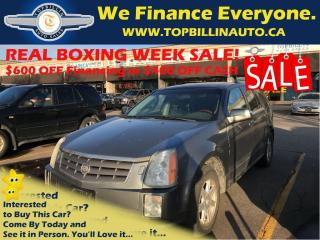 Used 2004 Cadillac SRX V6 Panoramic Sunroof for sale in Concord, ON