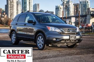 Used 2011 Honda CR-V LX + AWD + POWER GROUP + SERVICE RECORDS! for sale in Vancouver, BC