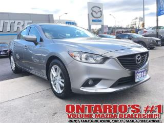 Used 2014 Mazda MAZDA6 GSL,LEATHER, SUNROOF,REVERSE CAM-TORONTO for sale in North York, ON