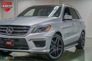 Used 2015 Mercedes-Benz ML-Class ML63 AMG 4Matic for sale in Oakville, ON