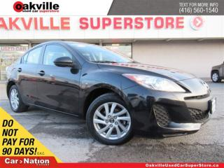 Used 2013 Mazda MAZDA3 GS-SKY | A/C | HEATED SEATS | KEYLESS ENTRY for sale in Oakville, ON