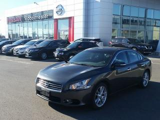 Used 2011 Nissan Maxima 3.5 SV CVT for sale in Mississauga, ON