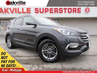 Used 2017 Hyundai Santa Fe SPORT | PANO ROOF | LEATHER HEATED SEATS | B/U CAM for sale in Oakville, ON