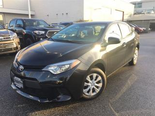 Used 2014 Toyota Corolla - for sale in Surrey, BC