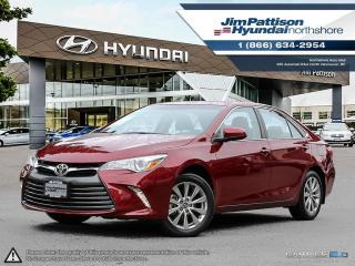 Used 2017 Toyota Camry XLE w/Navigation for sale in Surrey, BC