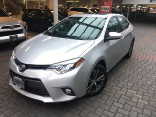 Used 2016 Toyota Corolla LE for sale in Vancouver, BC