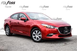 Used 2018 Mazda MAZDA3 GX only 3225 KM's 1 owner trade for sale in Thornhill, ON