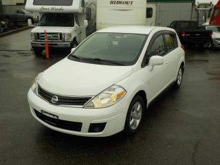 Used 2010 Nissan Versa 1.8 SL Hatchback for sale in Burnaby, BC