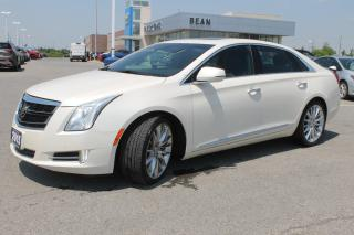 Used 2015 Cadillac XTS Platinum for sale in Carleton Place, ON