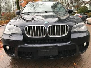 Used 2012 BMW X5 7 PASS, M PKG, LOCAL, NO ACCIDENT, FULLY LOADED for sale in Vancouver, BC