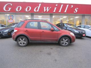 Used 2008 Suzuki SX4 JX! ECONOMICAL! AWD! for sale in Aylmer, ON