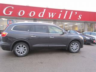 Used 2013 Buick Enclave CXL! HEATED LEATHER SEATS! SUNROOF! for sale in Aylmer, ON