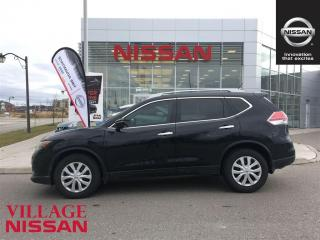 Used 2015 Nissan Rogue S FRONT WHEEL DRIVE for sale in Unionville, ON