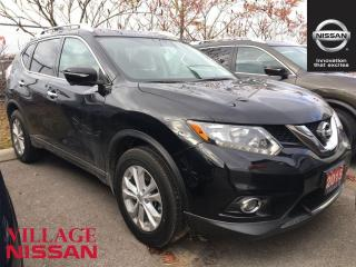 Used 2015 Nissan Rogue SV - Navi|Pan roof|7 Seater|Re for sale in Unionville, ON