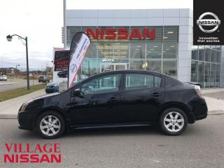Used 2012 Nissan Sentra 2.0 SR for sale in Unionville, ON