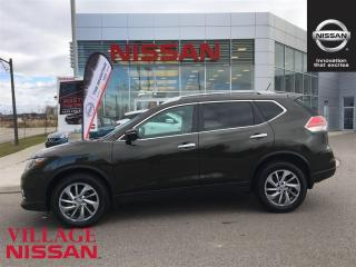 Used 2015 Nissan Rogue SL - Bose|Navi|Leather|Aolloys for sale in Unionville, ON