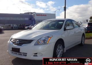 Used 2012 Nissan Altima Sedan 3.5 S CVT |LOW MILEAGE|V6| for sale in Scarborough, ON