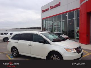 Used 2013 Honda Odyssey EX-L for sale in Owen Sound, ON