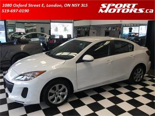 Used 2013 Mazda MAZDA3 GX for sale in London, ON