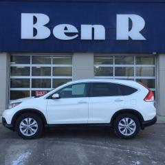 Used 2014 Honda CR-V Touring for sale in Steinbach, MB