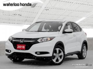 Used 2016 Honda HR-V EX Bluetooth, Back Up Camera, AWD, Heated Seats and more! for sale in Waterloo, ON