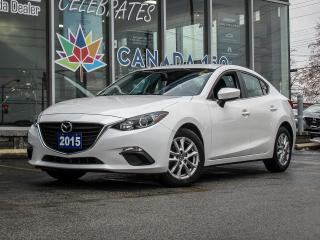 Used 2015 Mazda MAZDA3 GS/ BALANCE OF 7 YEARS MAZDA WARRANTY/ FINANCE @ 0%!!! for sale in Scarborough, ON
