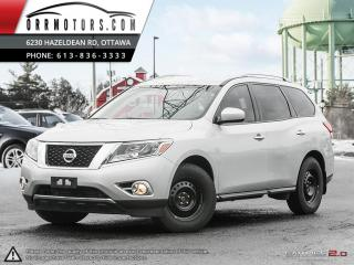 Used 2016 Nissan Pathfinder SV 4WD for sale in Stittsville, ON