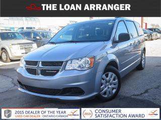 Used 2016 Dodge Grand Caravan SXT for sale in Barrie, ON