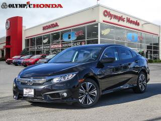 Used 2016 Honda Civic EX-T for sale in Guelph, ON