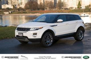 Used 2015 Land Rover Evoque Pure Plus for sale in Vancouver, BC
