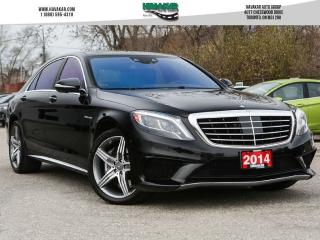 Used 2014 Mercedes-Benz S63 AMG Base for sale in North York, ON