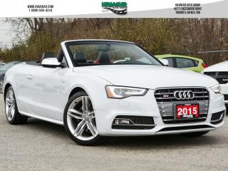 Used 2015 Audi S5 3.0T Technik for sale in North York, ON
