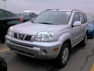 Used 2006 Nissan X-Trail SE 4X4 for sale in Waterloo, ON