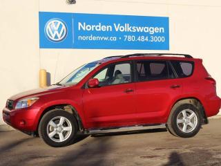 Used 2008 Toyota RAV4 v6 for sale in Edmonton, AB