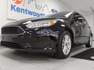 Used 2017 Ford Focus SE- Perfect for winter with heated seats and heated steering wheel! for sale in Edmonton, AB