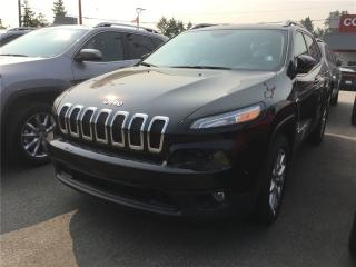 Used 2017 Jeep Cherokee North for sale in Coquitlam, BC