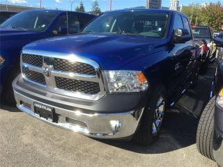 Used 2017 Dodge Ram 1500 SXT for sale in Coquitlam, BC
