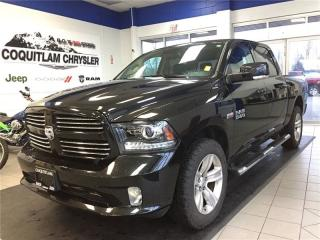 Used 2017 Dodge Ram 1500 Sport for sale in Coquitlam, BC